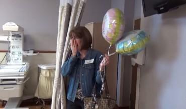 A nagymama izgatottan várta a találkozást az újszülött unokájával. Erre azonban nem számított…