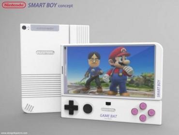 Ilyen lenne a Nintendo által készített okostelefon