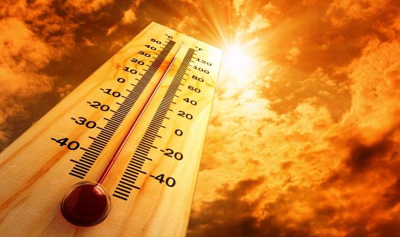 Szombaton 40 fok lesz – Készülj a hőségriadóra!