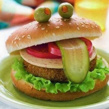 Aranyos ötletek a nyárra szendvics készítéshez