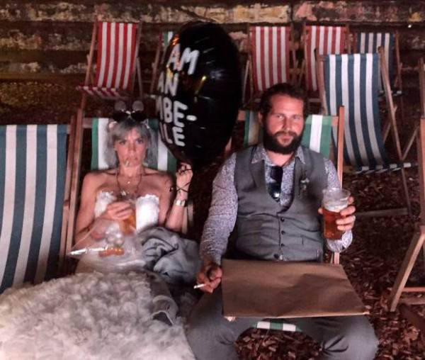 newlyweds-ditch-their-3-week-honeymoon-for-a-trip-to-dismaland-10-photos-1