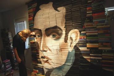 Az ember, aki szemétből készít művészi alkotásokat