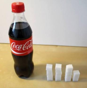16 népszerű termék és a benne található cukor mennyiség