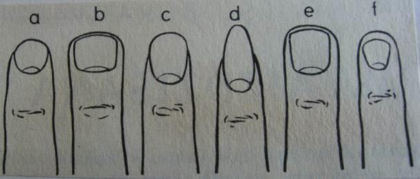 Az ujjaid és a körmeid formája árulkodik rólad, nézd meg rólad mit árul el.
