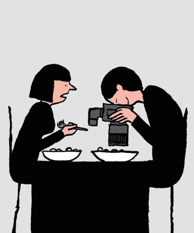 20 elragadóan szarkasztikus illusztráció, ahol mindenki magára fog ismerni