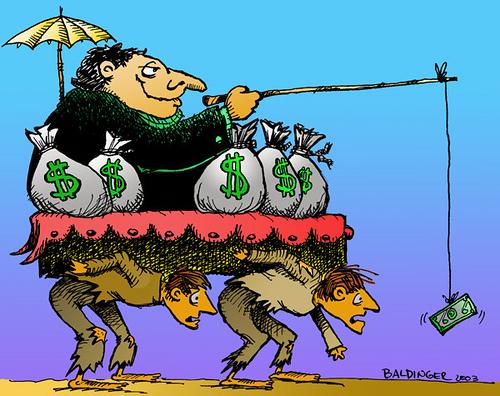 17 különbség a szegények és a gazdagok gondolkodásmódjában!