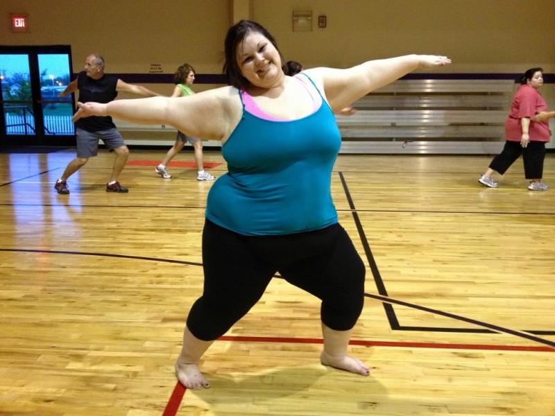 185 kilós volt a lány, majd 15 hónap alatt fogyott 95 kilót. Nézd meg az átalakulását
