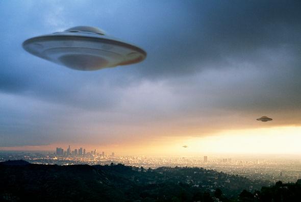 Youtube videó az angliai UFO észlelésről